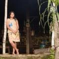 Деревня индейцев Малеку