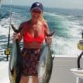 Ловля желтоперого тунца