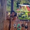 Индейцы племени Малеку - Парк Аренал Мундо Авентура