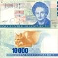 Деньги Коста-Рики, банки, обмен, чеки