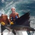 Лучшая морская рыбалка - парусник