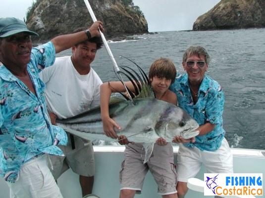 Рыбалка на океане - Коста-Рика 6