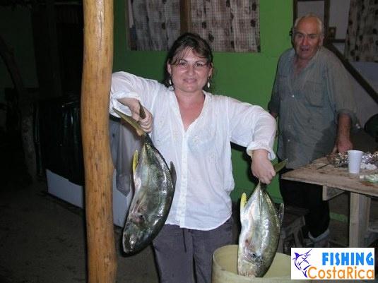 Рыбалка в заливе Никойа 1