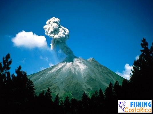 Вулканы Коста-Рики 0