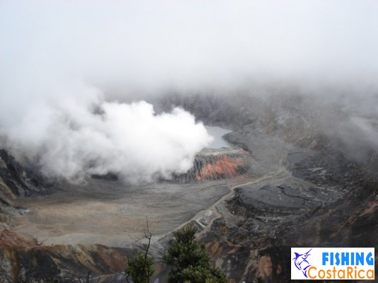 Вулканы Коста-Рики 3