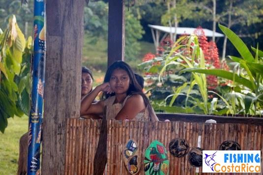 Индейцы племени Maleku