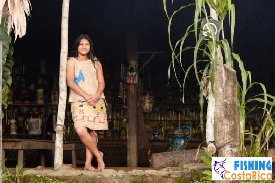 Индейцы племени Малеку