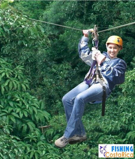 Канопи тур над джунглями