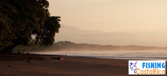 Пляж Эстерийос - рассвет