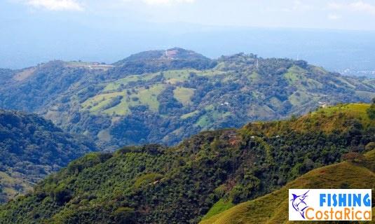 Ландшафтные зарисовки Коста-Рики